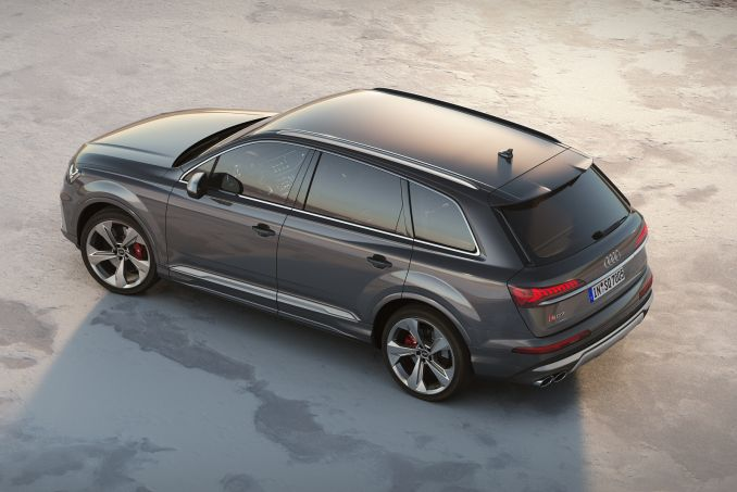 Image 5: Audi Q7 Diesel Estate SQ7 TDI Quattro 5dr Tiptronic