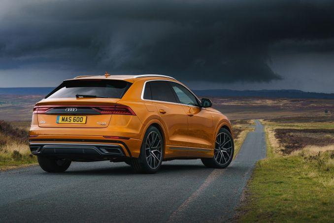 Image 2: Audi Q8 Estate 55 Tfsi Quattro S Line 5dr Tiptronic [leather]