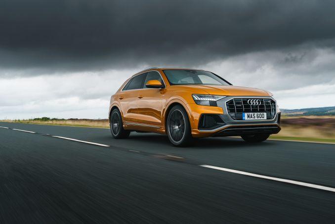 Image 3: Audi Q8 Estate 55 Tfsi Quattro S Line 5dr Tiptronic [leather]