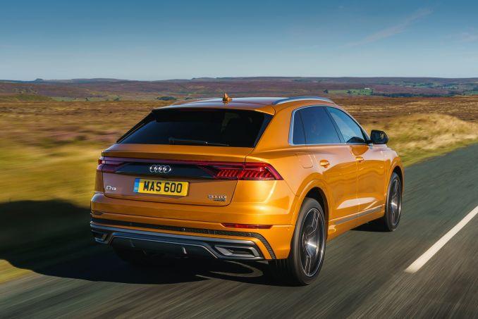 Image 5: Audi Q8 Estate 55 Tfsi Quattro S Line 5dr Tiptronic [leather]