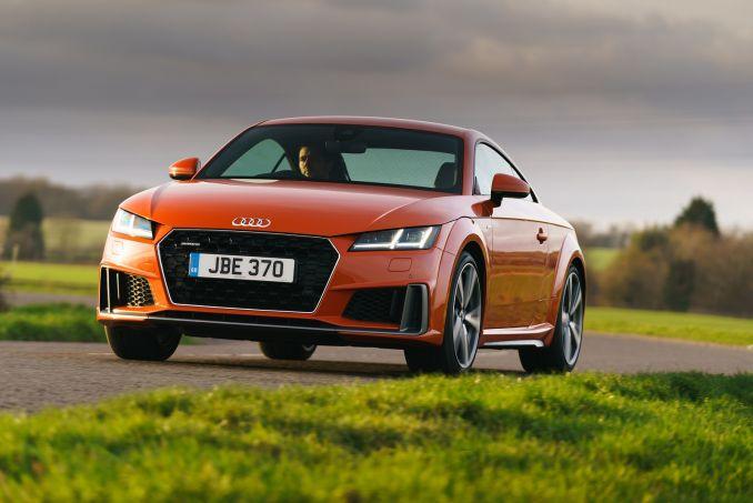 Video Review: Audi TT RS Coupe TT RS Tfsi Quattro 2dr S Tronic [comfort+sound]