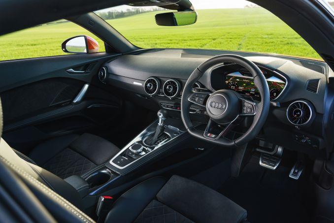 Image 6: Audi TT RS Coupe TT RS Tfsi Quattro 2dr S Tronic [comfort+sound]