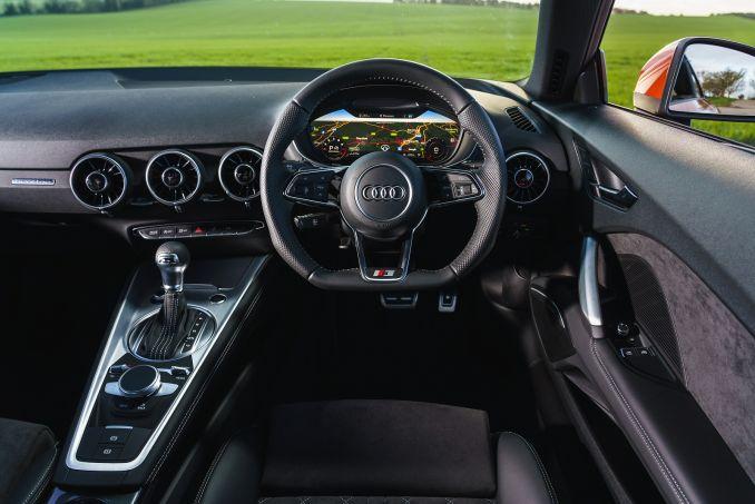 Image 3: Audi TT Coupe 40 Tfsi S Line 2dr S Tronic [tech Pack]