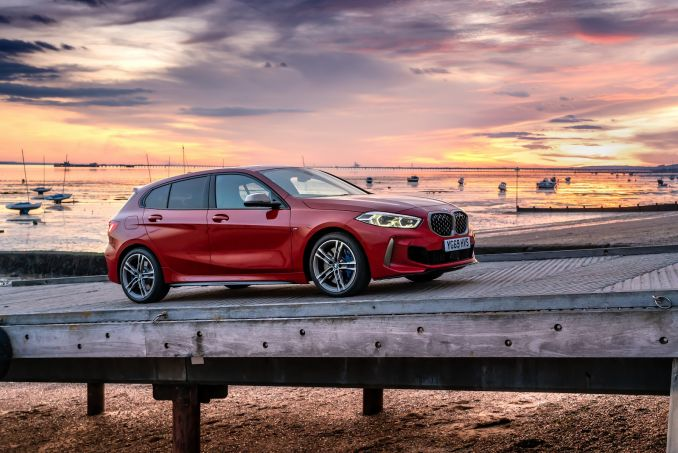 Video Review: BMW 1 Series Hatchback 118I M Sport 5dr Step Auto [tech Pack 1]