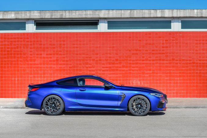 Image 2: BMW M8 Gran Coupe M8 Competition 4dr Step Auto