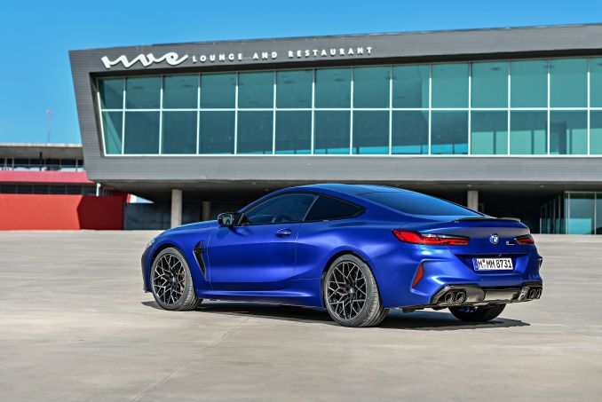 Image 3: BMW M8 Gran Coupe M8 Competition 4dr Step Auto
