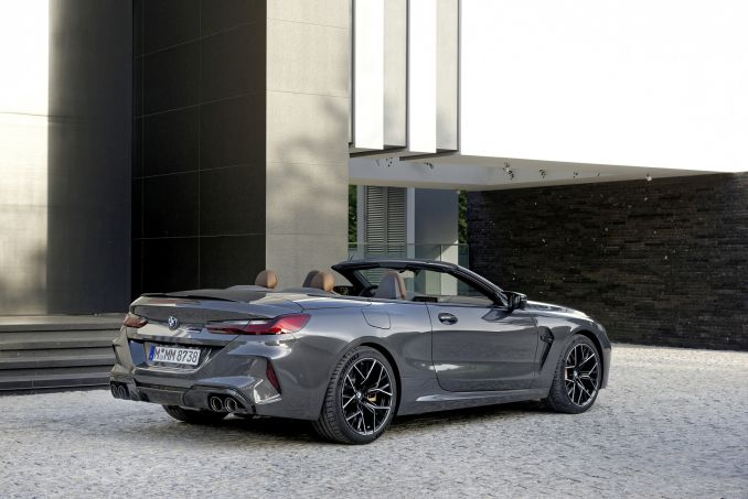 Image 6: BMW M8 Gran Coupe M8 Competition 4dr Step Auto