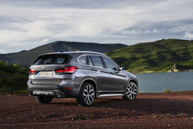 Image 2: BMW X1 Estate Sdrive 18I M Sport 5dr Step Auto