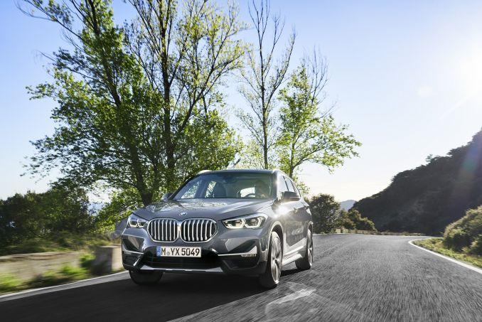 Image 3: BMW X1 Estate Sdrive 18I M Sport 5dr Step Auto