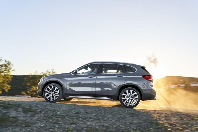 Image 4: BMW X1 Estate Sdrive 18I M Sport 5dr Step Auto