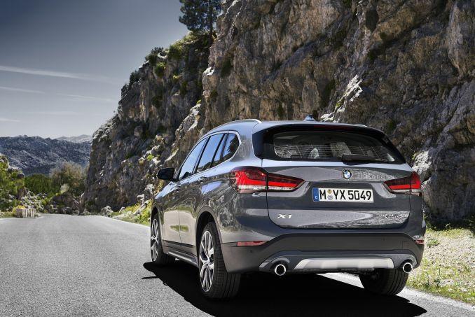 Image 5: BMW X1 Estate Sdrive 18I M Sport 5dr Step Auto