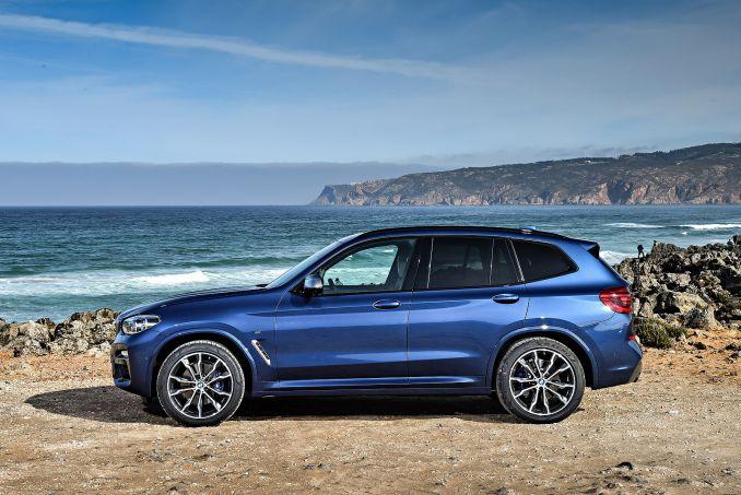 Video Review: BMW X3 Estate Xdrive 30E SE 5dr Auto