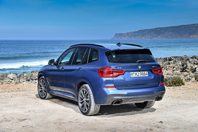 Image 2: BMW X3 Estate Xdrive 30E SE 5dr Auto