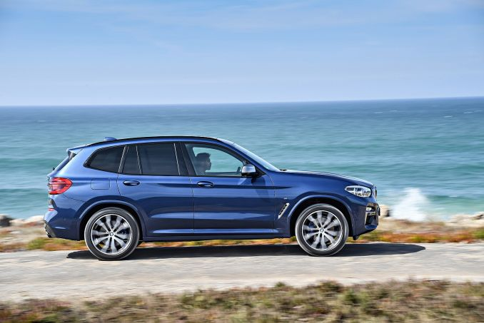 Image 4: BMW X3 Estate Xdrive 30E SE 5dr Auto