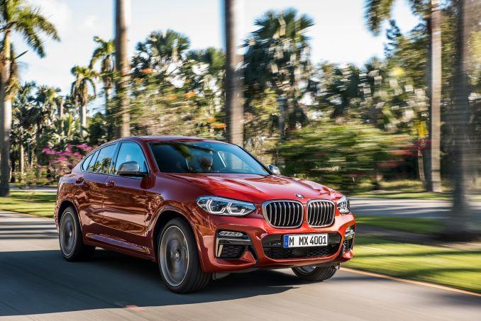 Image 3: BMW X4 M Estate Xdrive X4 M Competition 5dr Step Auto