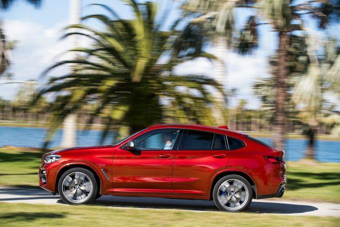 Image 4: BMW X4 M Estate Xdrive X4 M Competition 5dr Step Auto