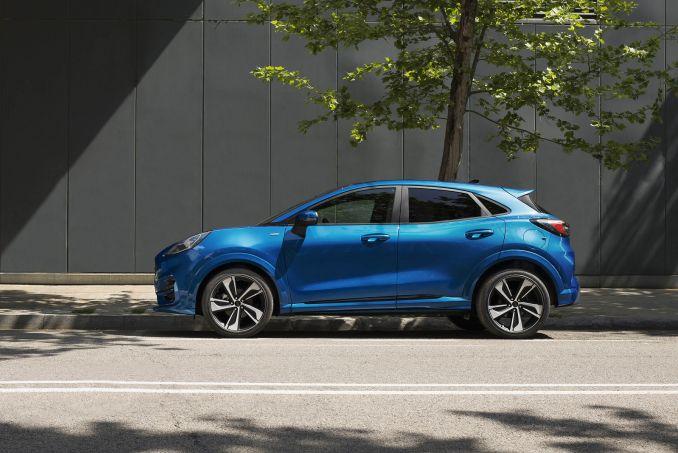 Image 2: Ford Puma Hatchback 1.0 Ecoboost Hybrid Mhev Titanium 5dr