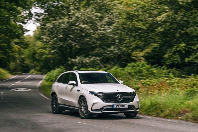 Image 4: Mercedes-Benz EQC Estate 300KW Sport 80KWH 5dr Auto