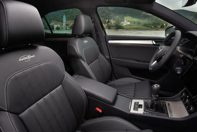 Image 5: Skoda Superb Diesel Hatchback 2.0 TDI CR SE L 5dr DSG