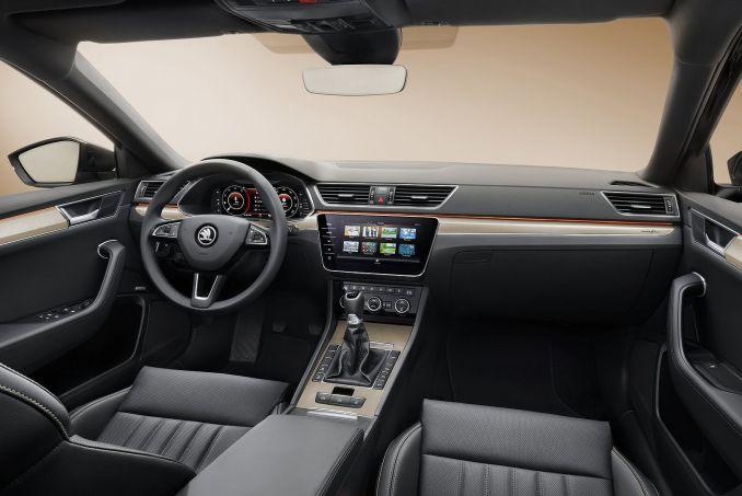 Image 2: Skoda Superb Diesel Hatchback 2.0 TDI CR SE L 5dr DSG