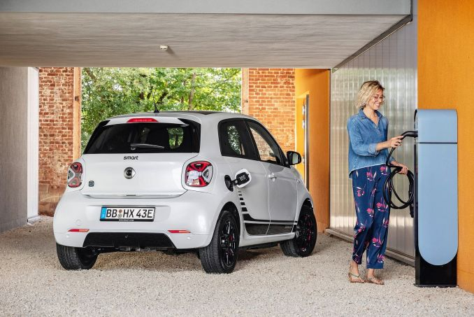 Image 6: Smart Forfour Electric Hatchback 60KW EQ Prime Exclusive 17KWH 5dr Auto [22kwch]