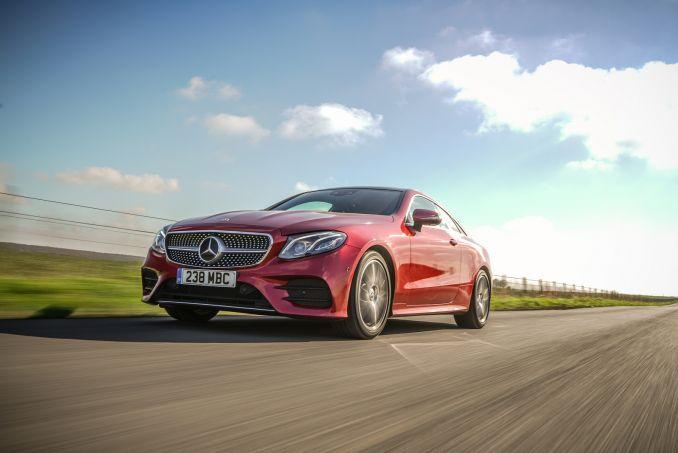 Image 4: Mercedes-Benz E Class Coupe E300 AMG Line Premium 2dr 9G-Tronic