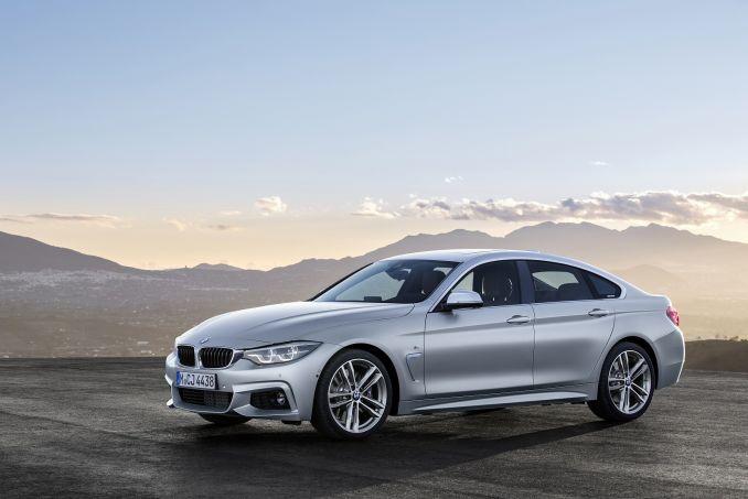 Image 4: BMW 4 Series Gran Diesel Coupe 420D [190] M Sport 5dr Auto [plus Pack]