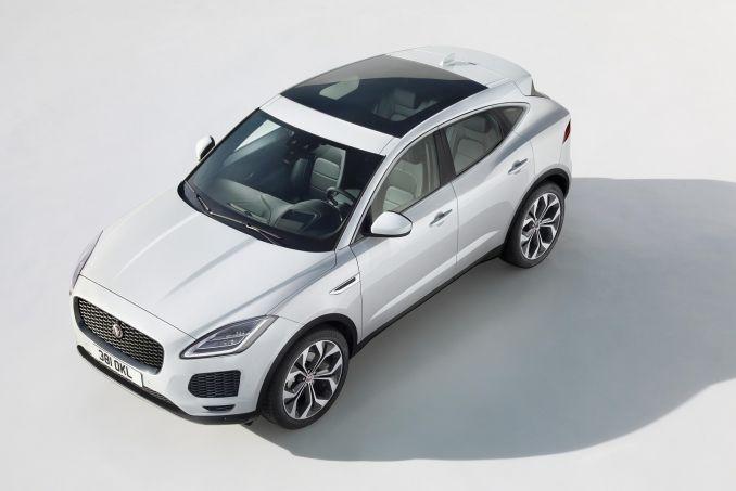 Image 4: Jaguar E-Pace Diesel Estate 2.0D 5dr 2WD
