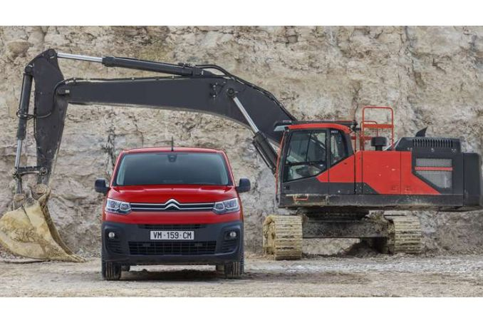 Image 1: Citroen Berlingo M Diesel 1.5 Bluehdi 650KG Enterprise 75PS [start Stop]