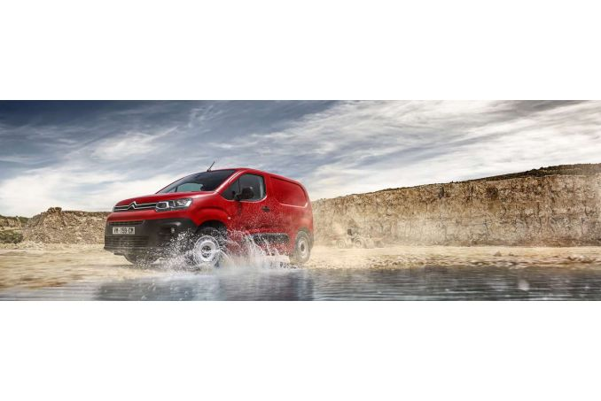 Image 3: Citroen Berlingo M Diesel 1.5 Bluehdi 650KG Enterprise 75PS [start Stop]