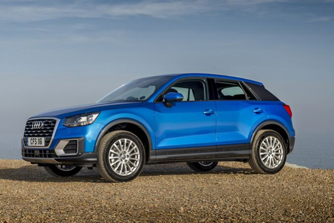 Video Review: Audi Q2 Diesel Estate 30 TDI Sport 5dr