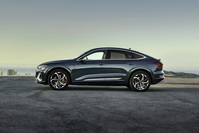 Image 6: Audi E-Tron Estate Special Editions 300KW 55 Quattro 95KWH Launch ED 5dr Auto [C+S]