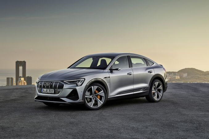 Video Review: Audi E-Tron Estate 230KW 50 Quattro 71KWH S Line 5dr Auto [C+S]