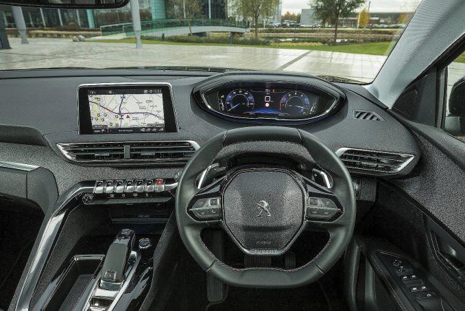 Image 4: Peugeot 3008 Estate 1.2 Puretech GT Line Premium 5dr