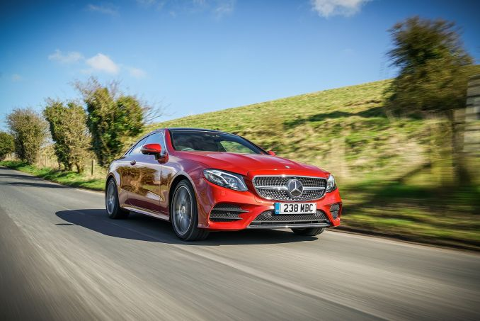 Image 4: Mercedes-Benz E Class Coupe E350 AMG Line Night ED Premium Plus 2dr 9G-Tronic