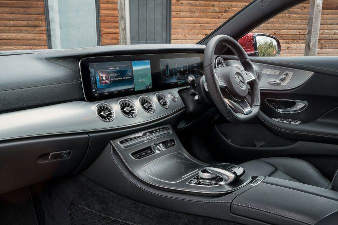 Image 5: Mercedes-Benz E Class Coupe E350 AMG Line Night ED Premium Plus 2dr 9G-Tronic