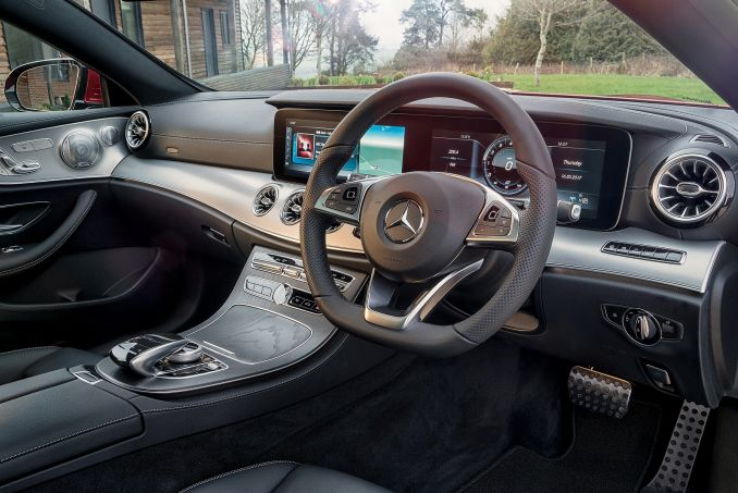 Image 6: Mercedes-Benz E Class Coupe E350 AMG Line Night ED Premium Plus 2dr 9G-Tronic