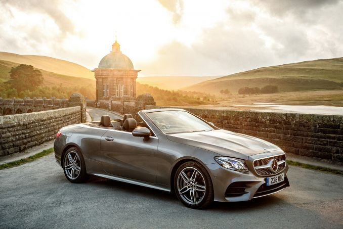 Video Review: Mercedes-Benz E Class Cabriolet E350 AMG Line Night ED Premium Plus 2dr 9G-Tronic