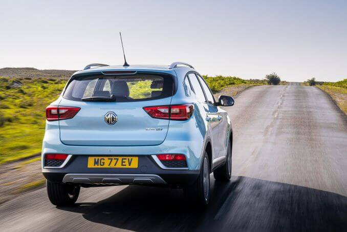 Image 4: MG Motor UK ZS Electric Hatchback 105KW Excite EV 45KWH 5dr Auto