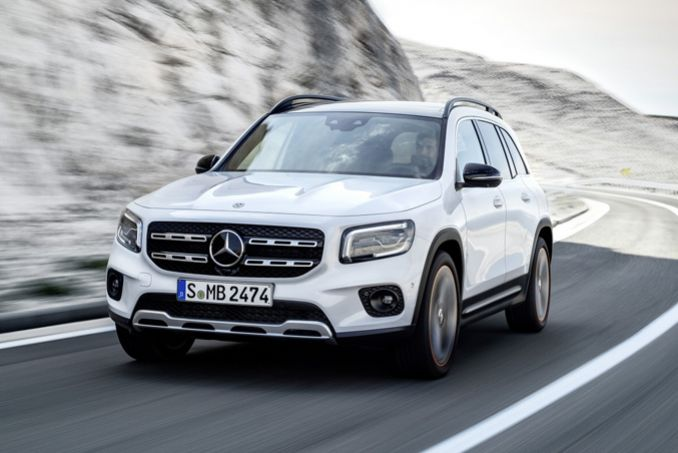 Video Review: Mercedes-Benz GLB Estate GLB 200 AMG Line 5dr 7G-Tronic