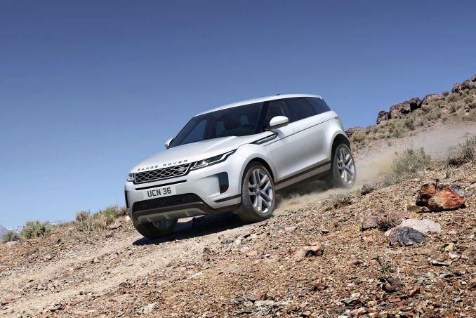 Image 5: Land Rover Range Rover Evoque Diesel Hatchback 2.0 D150 R-Dynamic 5dr 2WD