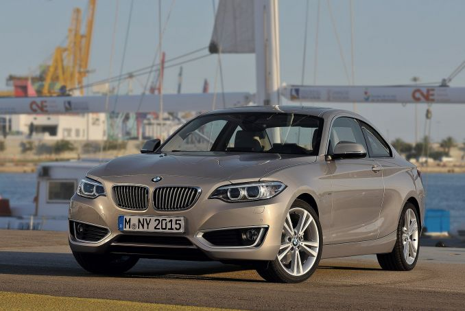 Video Review: BMW 2 Series Coupe 218I M Sport 2dr [NAV] Step Auto