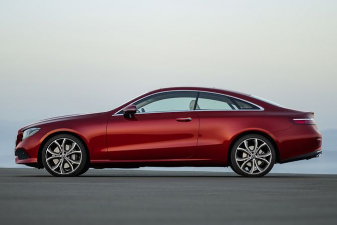 Video Review: Mercedes-Benz E Class Coupe E300 AMG Line Premium 2dr 9G-Tronic