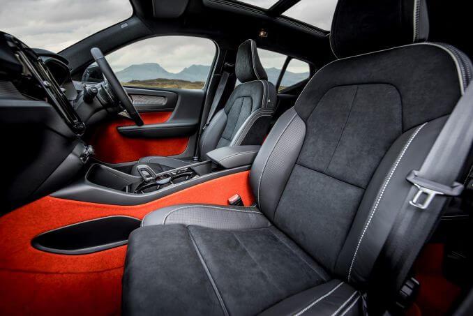 Image 5: Volvo XC40 Estate 1.5 T5 Recharge Phev R Design 5dr Auto