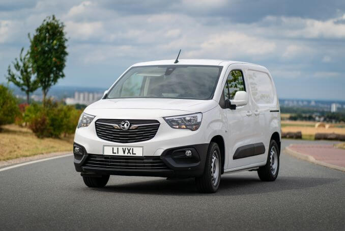 Video Review: Vauxhall Combo Cargo L1 Diesel 2300 1.5 Turbo D 100PS H1 Sportive VAN