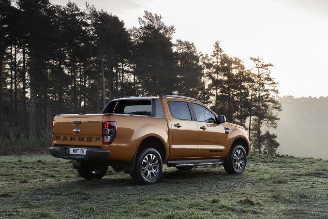 Image 4: Ford Ranger Diesel Pick UP Double CAB Wildtrak 2.0 Ecoblue 213 Auto