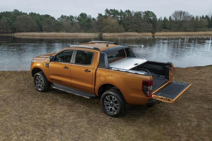 Image 5: Ford Ranger Diesel Pick UP Double CAB Wildtrak 2.0 Ecoblue 213 Auto