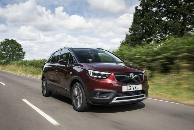 Video Review: Vauxhall Crossland X Hatchback 1.2 [83] Griffin 5dr [start Stop]