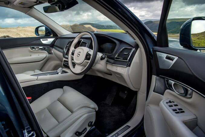 Image 2: Volvo XC90 Estate 2.0 B5P [250] R Design 5dr AWD Gtron