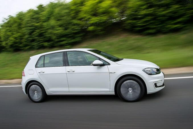 Image 3: Volkswagen Golf Electric Hatchback 99KW E-Golf 35KWH 5dr Auto